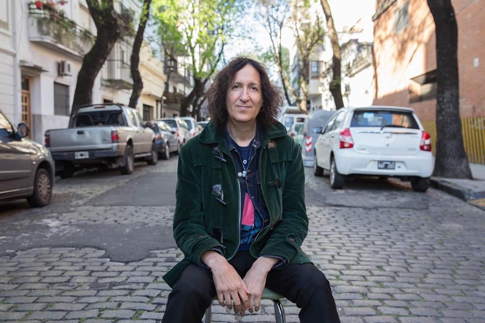 Produtor musical Gordon Raphael vai contar sobre a carreira em Sorocaba — Foto: Divulgação