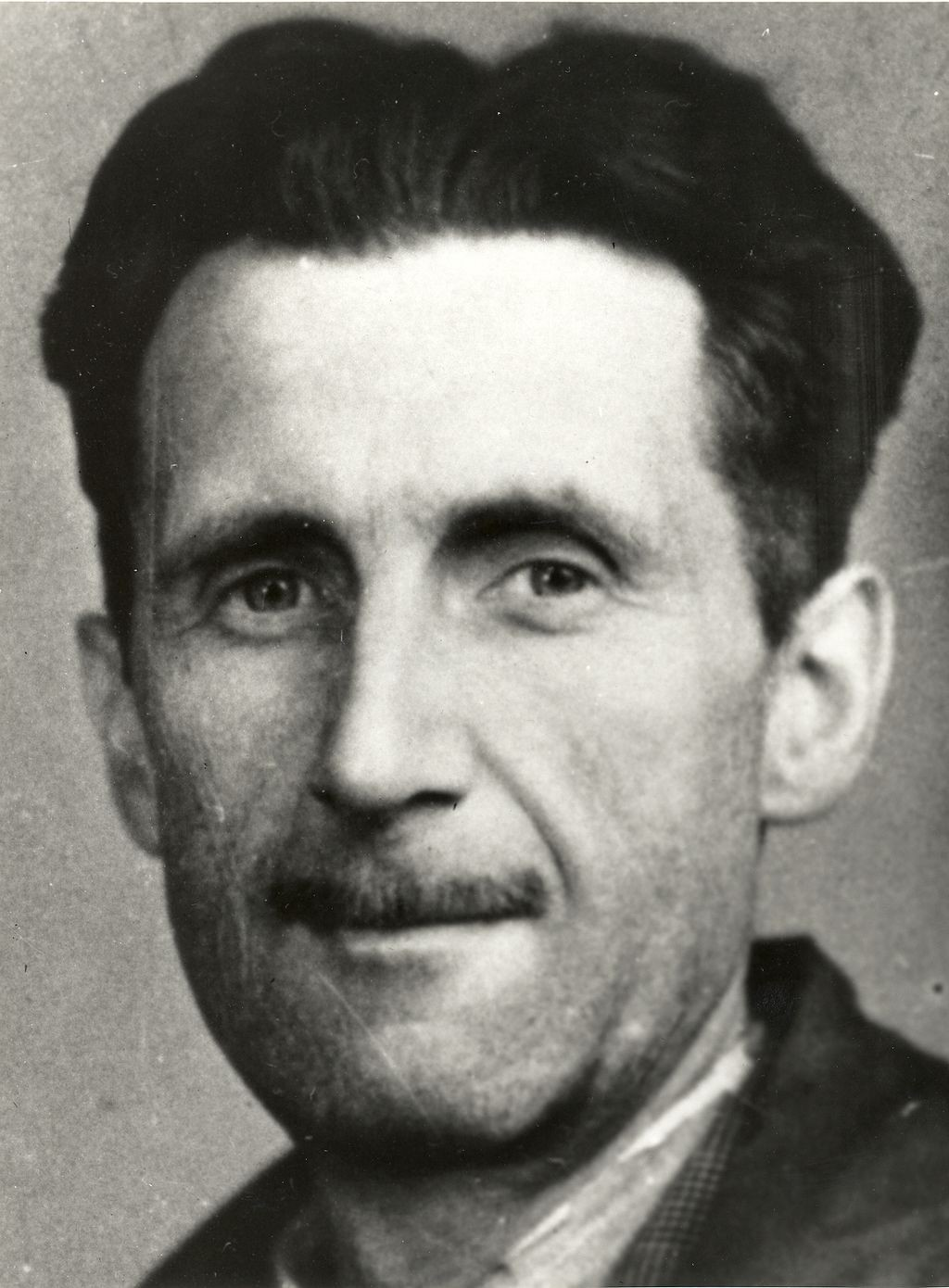George Orwell (Foto: Branch of the National Union of Journalists, via Wikimedia Commons)