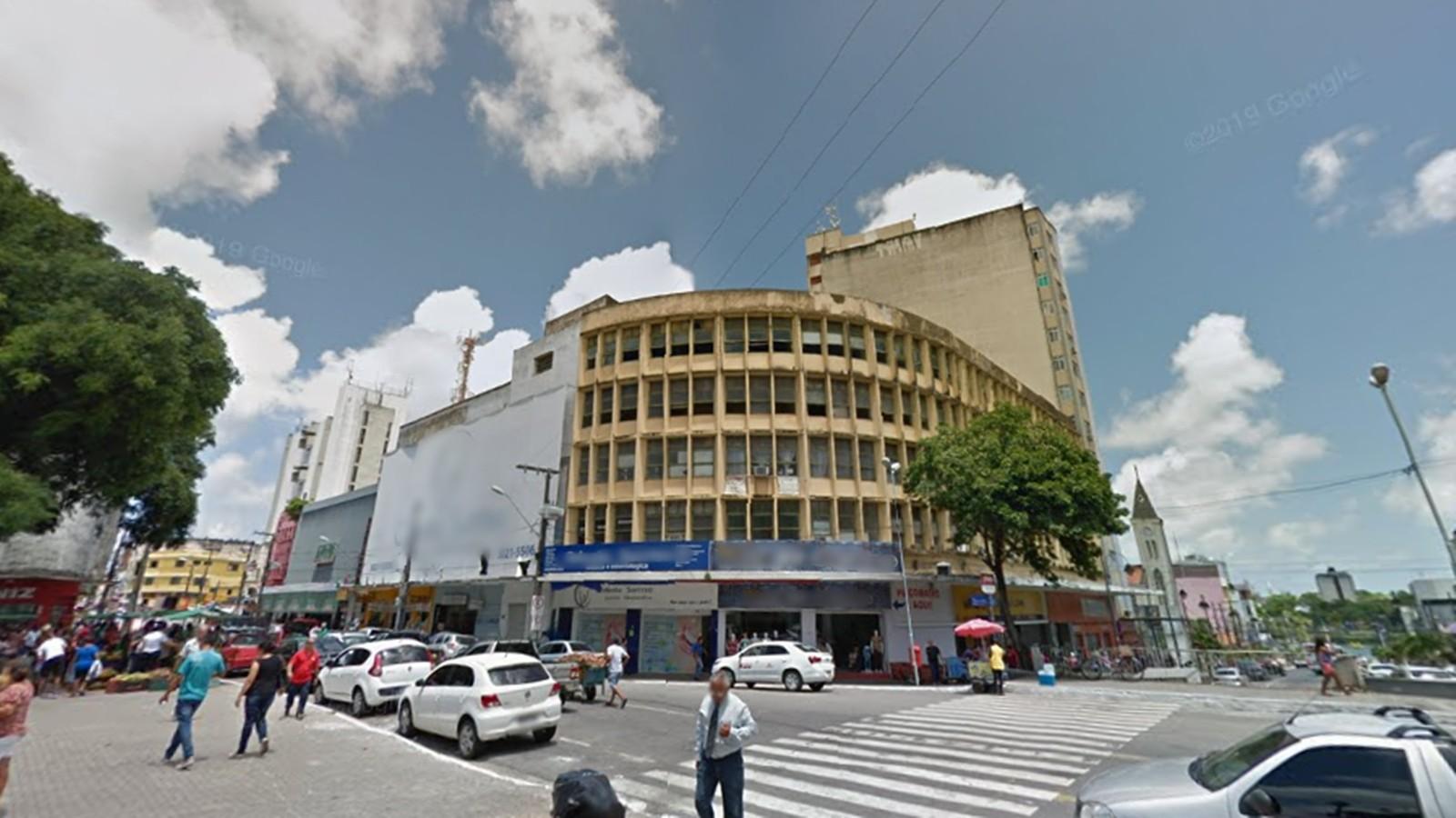 Decreto visa criar shopping popular em prédio no Ponto de Cem Réis, em João Pessoa - Notícias - Plantão Diário