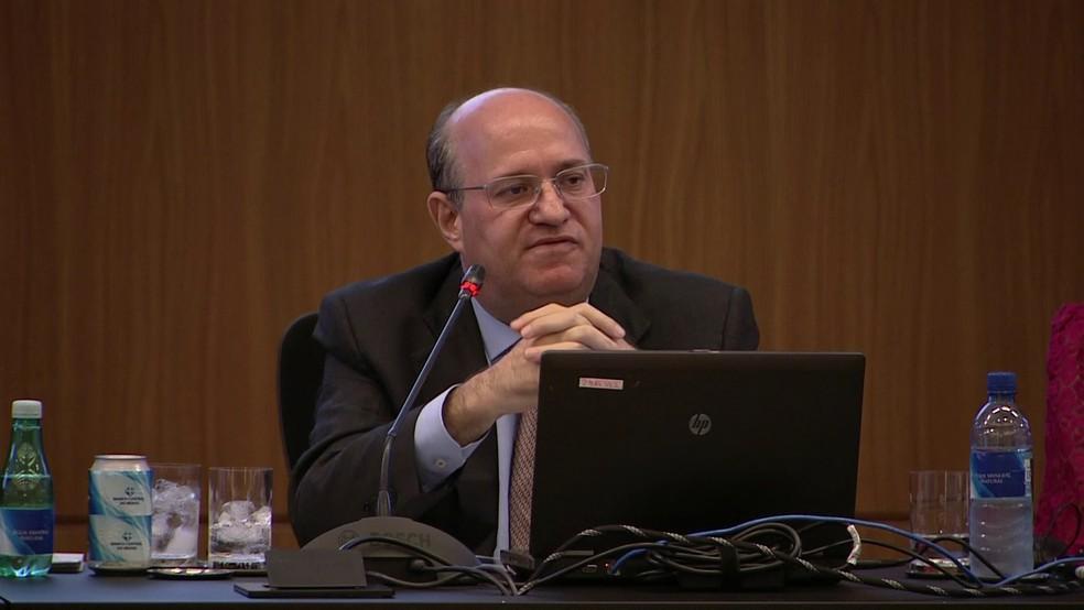 Ilan Goldfajn, presidente do Banco Central (Foto: Reprodução/GloboNews)