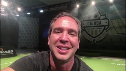 Caio evita Flamengo x Palmeiras e dá três dicas de ataque para a rodada #17 do Cartola FC