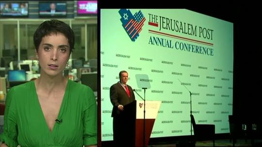 Fórum sobre economia Palestina terá empresários de Israel