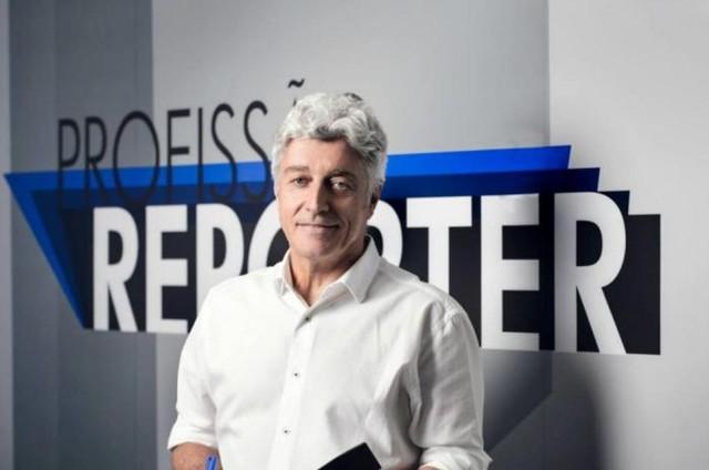 Caco Barcellos apresenta o 'Profissão repórter' (Foto: TV Globo)