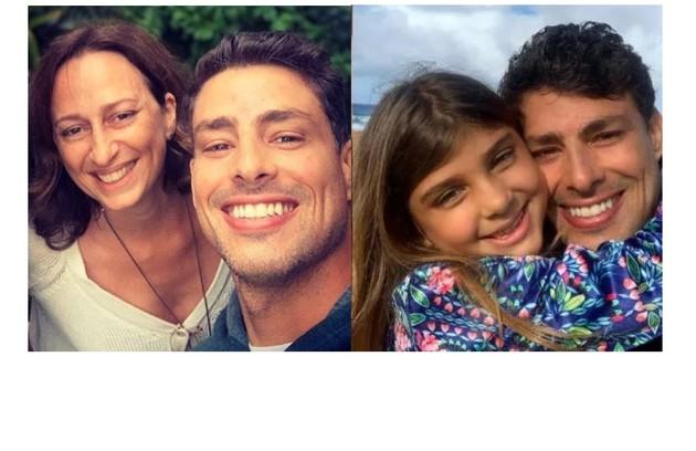 Sofia, filha de Cauã Reymond e Grazi Massafera, participou do filme 'Pedro', dirigido por Lais Bodanzky e protagonizado pelo pai. O longa ainda não tem data de estreia (Foto: Reprodução)