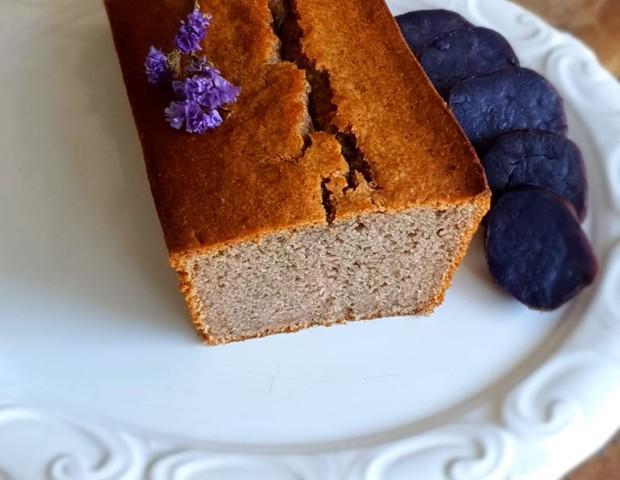 Deliciosa receita de bolo de batata doce (Foto: Divulgação/Flávia Oliveira)