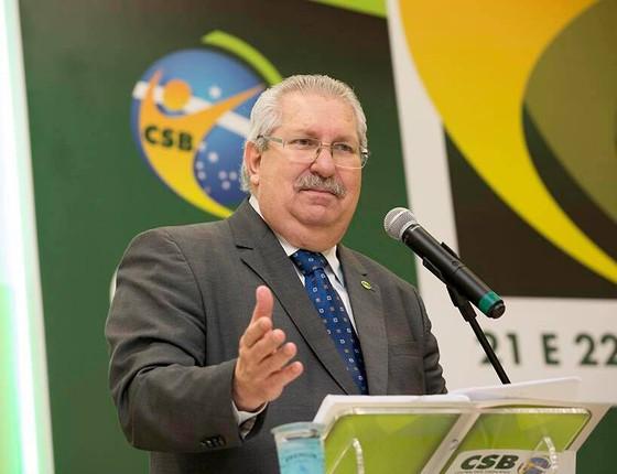 O sindicalista Antônio Neto (Foto: Reprodução/Facebook)