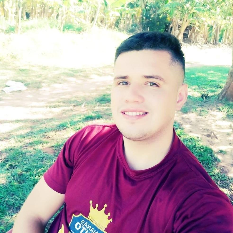 Luiz Fernando Lopes Nunez ficou desaparecido por 11 dias — Foto: Reprodução/Redes Sociais