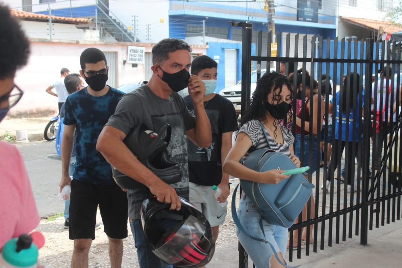 Abstenção será maior no segundo dia de Enem no Piauí, diz secretário de educação