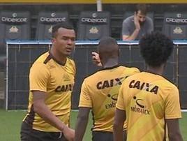 Perto do Z-4, Criciúma tem confusão entre jogadores; com vídeo (Reprodução/NSC)
