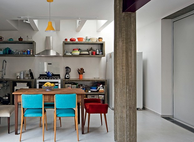 decoração-de-cozinha (Foto: Maíra Acayaba/Editora Globo)