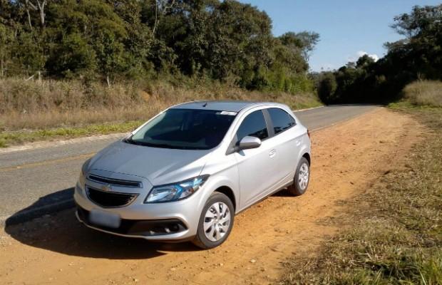 Chevrolet Onix 1.4 LT 2013 do Cristiano Adalberto (Foto: Arquivo Pessoal)