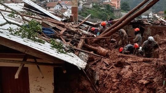 Foto: (Divulgação/Corpo de Bombeiros)