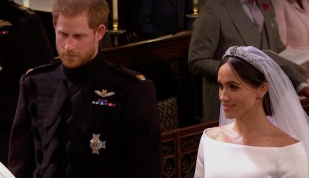 Meghan Makle casa com príncipe Harry (Foto: Reprodução)