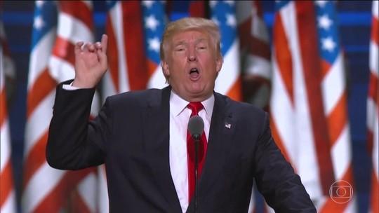 Com 1 ano de mandato, Trump tem governo paralisado