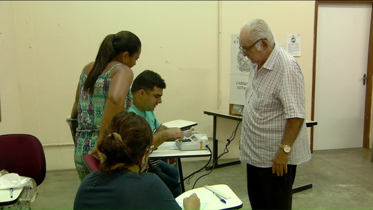 Começa a votação do segundo turno da eleição suplementar no Amazonas