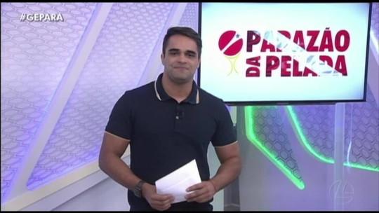 VÍDEO: Veja a íntegra do Globo Esporte Pará desta segunda-feira