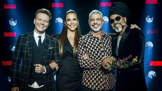 'The Voice Brasil': Técnicos analisam 'Audições' e montam estratégias para quebrar invencibilidade de Teló