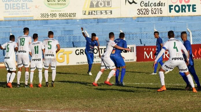a88221bb58ca4 No Lanchão, Francana recebe Osvaldo Cruz em disputa direta por vaga à 3ª  fase   francana   Globoesporte