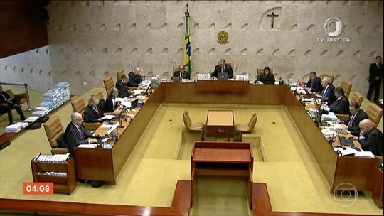 Por 6 votos a 5, STF muda de posição e derruba prisão após condenação na 2ª instância