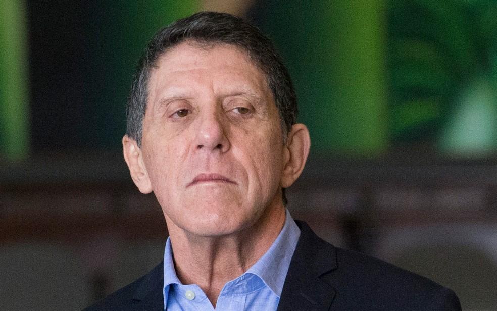 O médico infectologista David Uip, que cuida do prefeito Bruno Covas  — Foto: Mister Shadow/ASI/Estadão Conteúdo