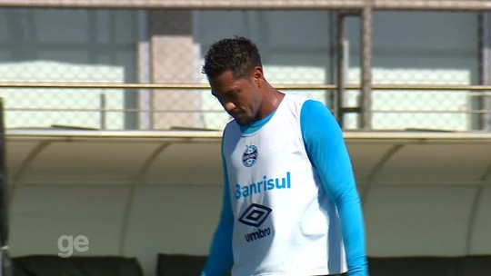 Burocracia atrasa anúncio de Brocador pelo Grêmio; estreia deve ocorrer no sábado