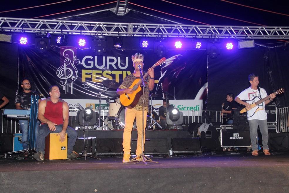 Primeira edição do GuruFeste foi realizada em 2018 — Foto: Lino Vargas/Prefeitura de Gurupi