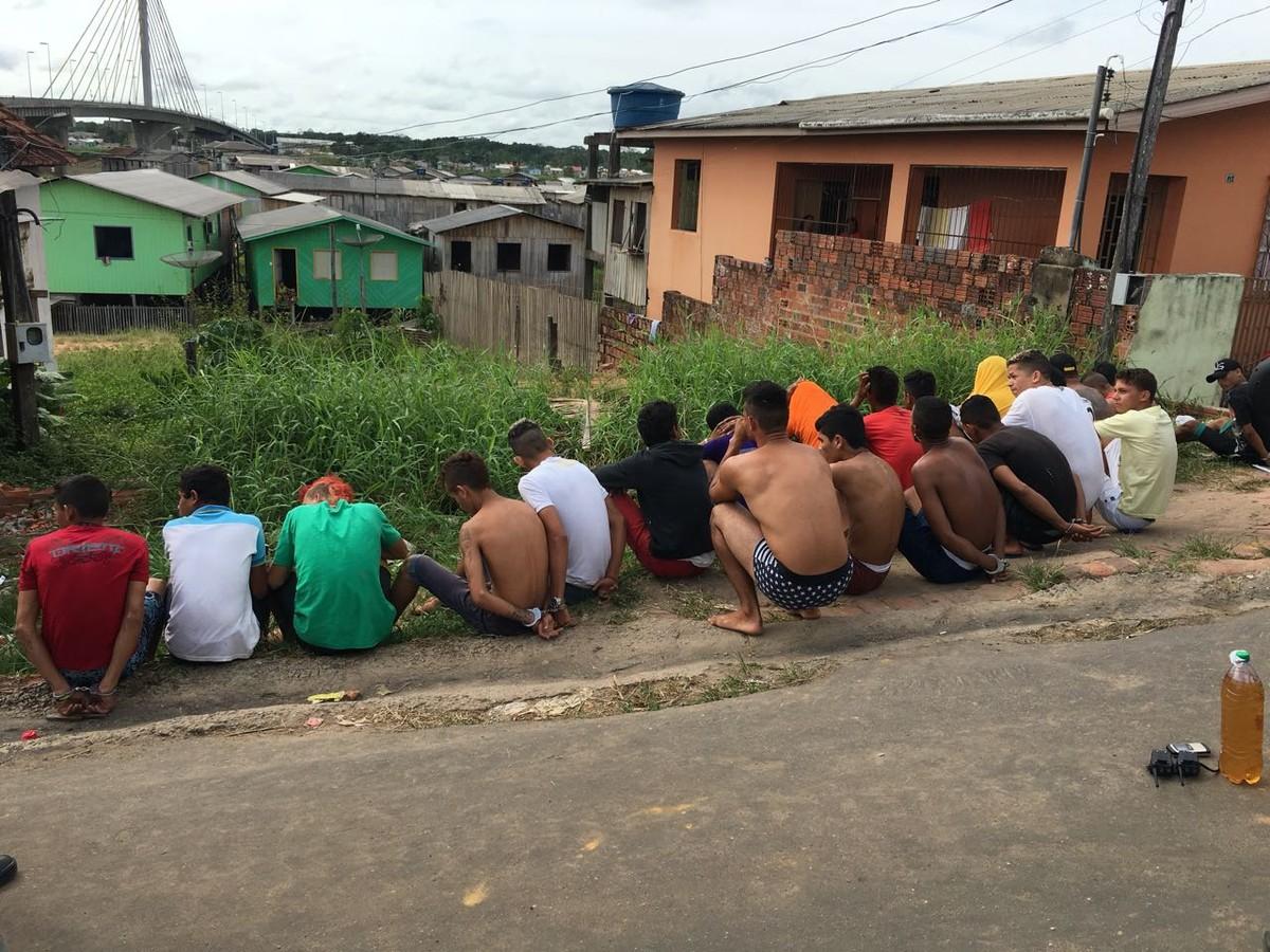 Operação prende mais de 30 envolvidos em organização criminosa em Cruzeiro do Sul e Rodrigues Alves