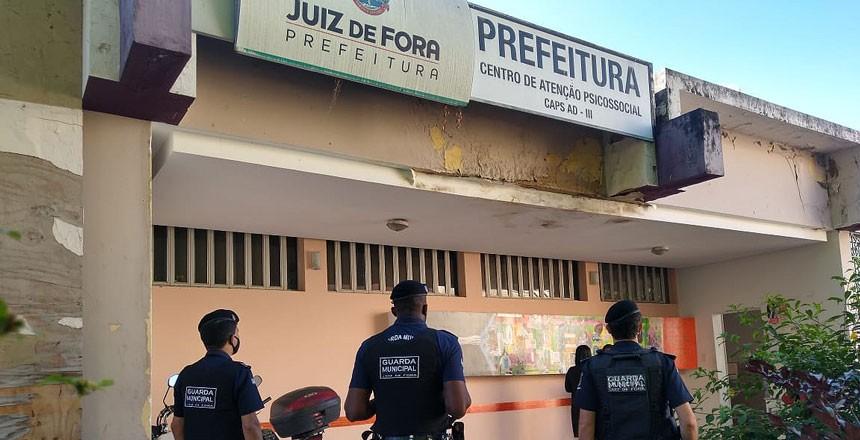 Guarda Municipal divulga balanço de rondas preventivas em unidades de saúde de Juiz de Fora