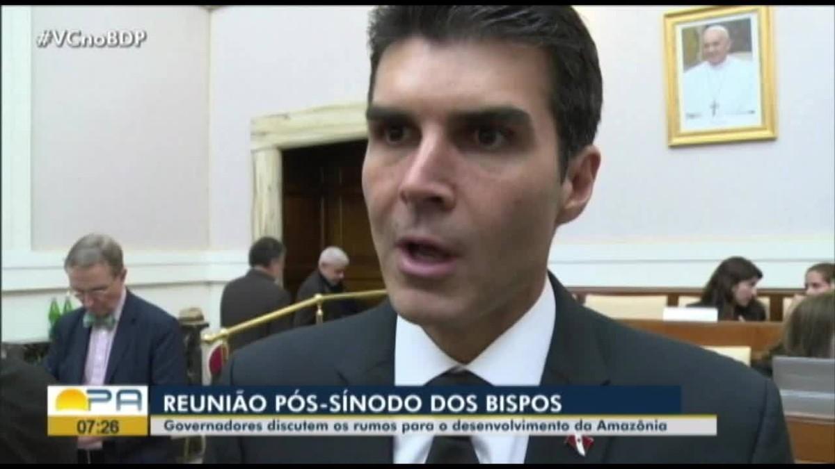 Governo do Pará anuncia que próximo encontro entre governadores da Pan Amazônia será em Belém