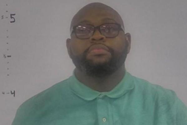 Michael Jermell Hatton, de 44 anos, foi preso pela polícia (Foto: Foto da Polícia)
