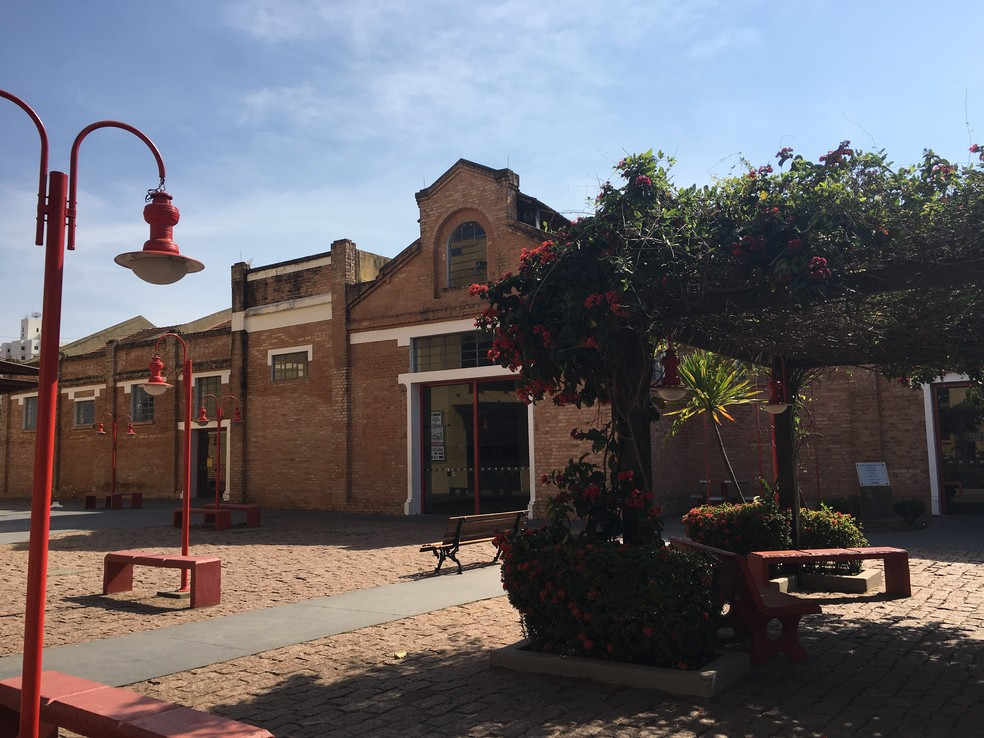 Polo Regional do projeto fica no Centro Cultural Matarazzo, em Presidente Prudente (Foto: Stephanie Fonseca/G1)