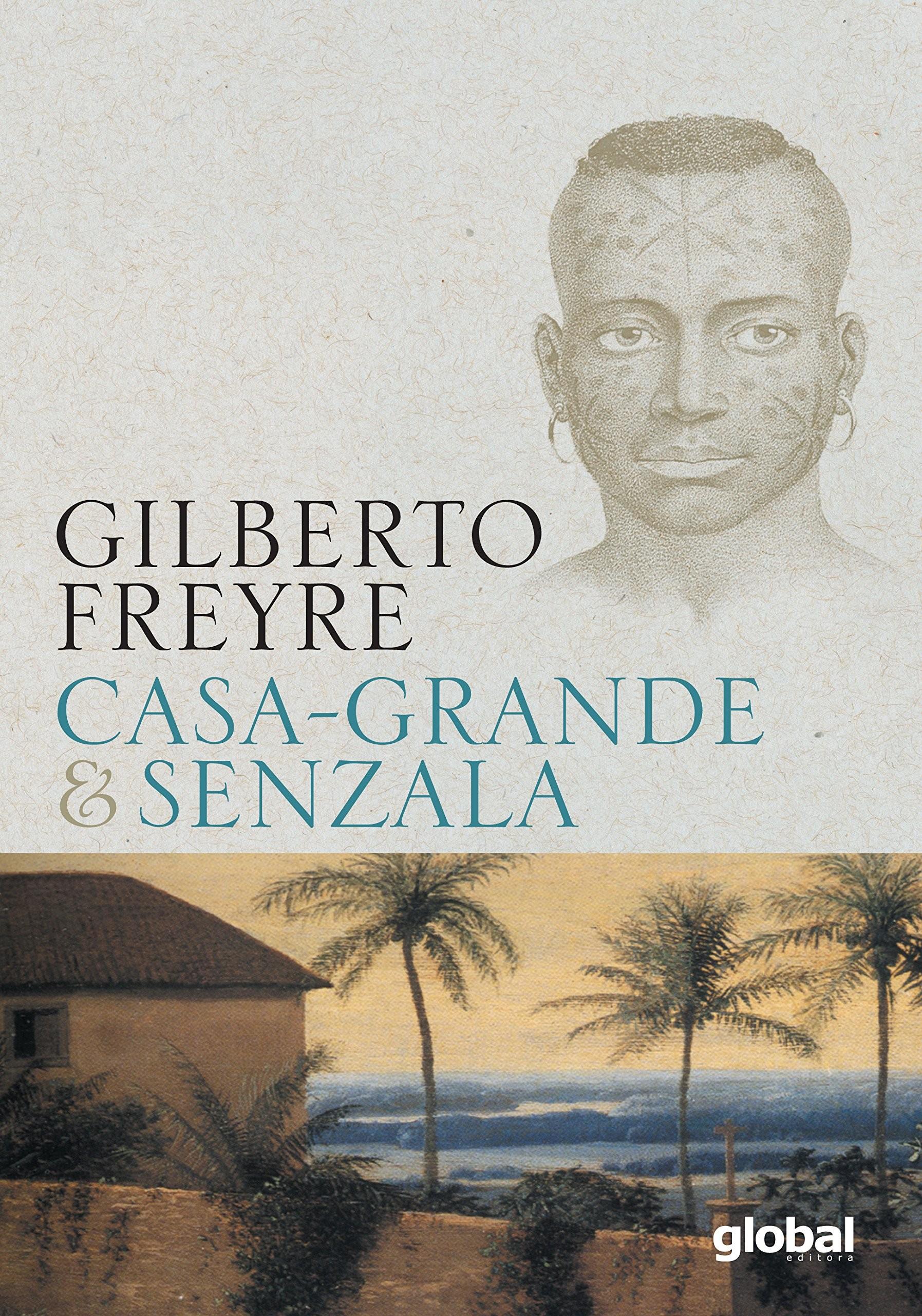 """Autor de """"Casa-Grande & Senzala"""", Gilberto Freyre é reconhecido como um dos mais importantes cientistas sociais do século 20 (Foto: Reprodução)"""