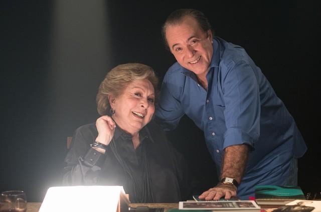 Aracy Balabaian e Tony Ramos (Foto: Divulgação)