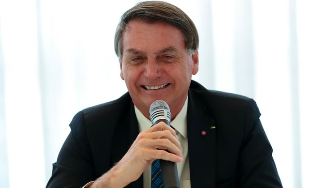 As escapadelas de Bolsonaro