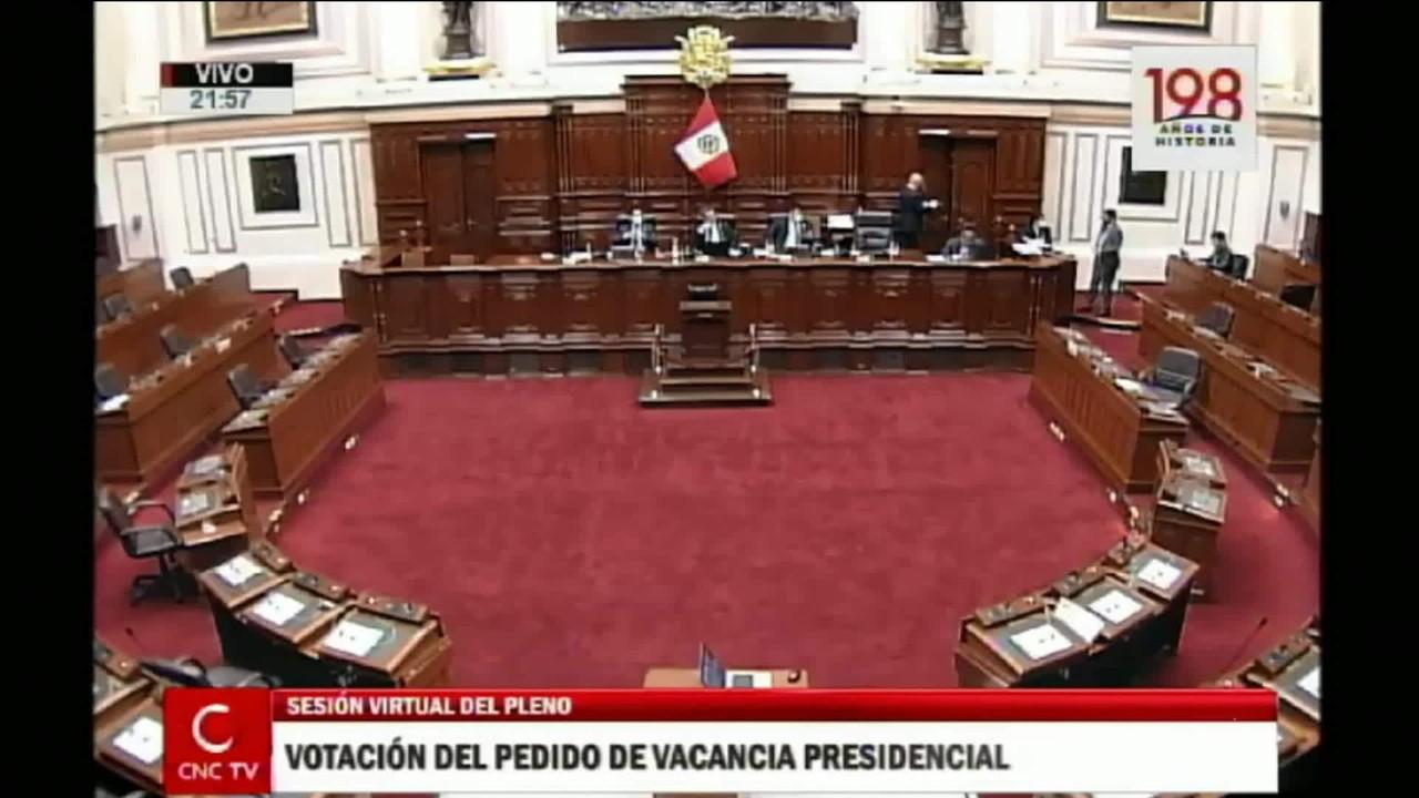 Congresso peruano vota contra o impeachment do presidente Martín Vizcarra