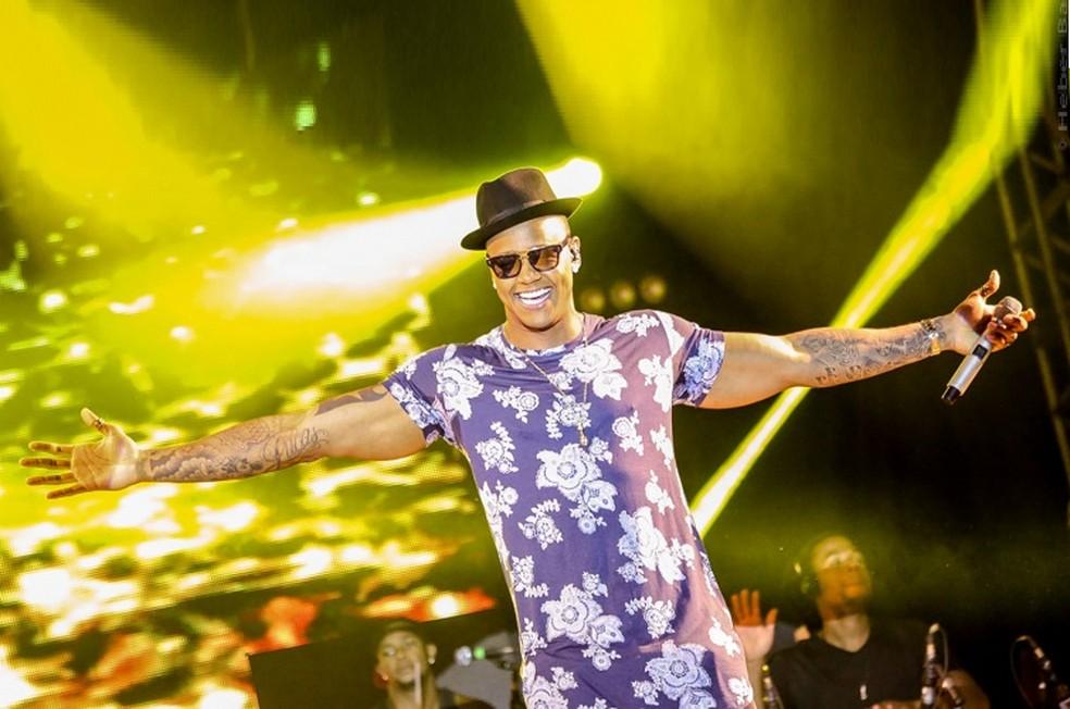 Léo Santana faz show em Pirangi neste sábado (27) (Foto: Divulgação/Site oficial)