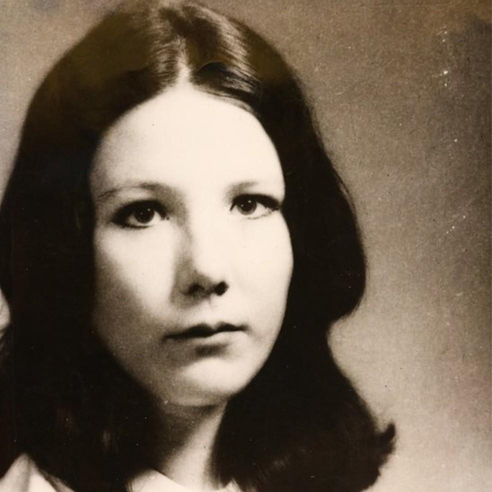Britton estava no segundo ano de pós-graduação em antropologia quando foi morta — Foto: Procuradoria do Condado de Middlesex