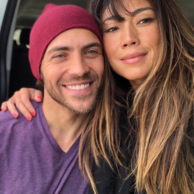 Danni Suzuki e Fernando Roncato (Foto: Reprodução/Instagram)