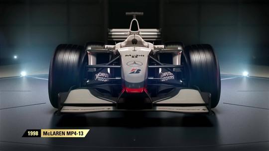F1 2017 terá McLarens dos títulos de Ayrton Senna