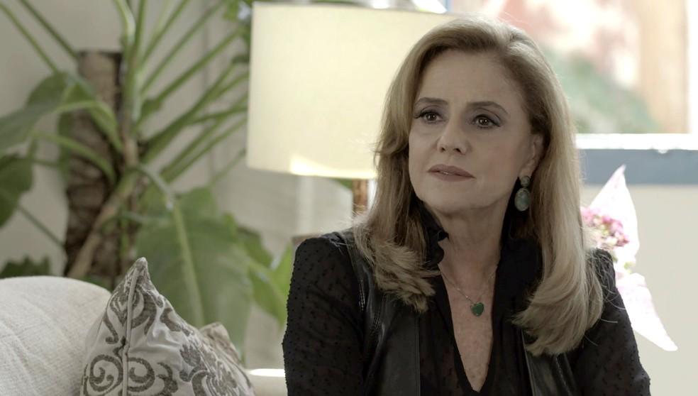Mas com uma condio Foto TV Globo