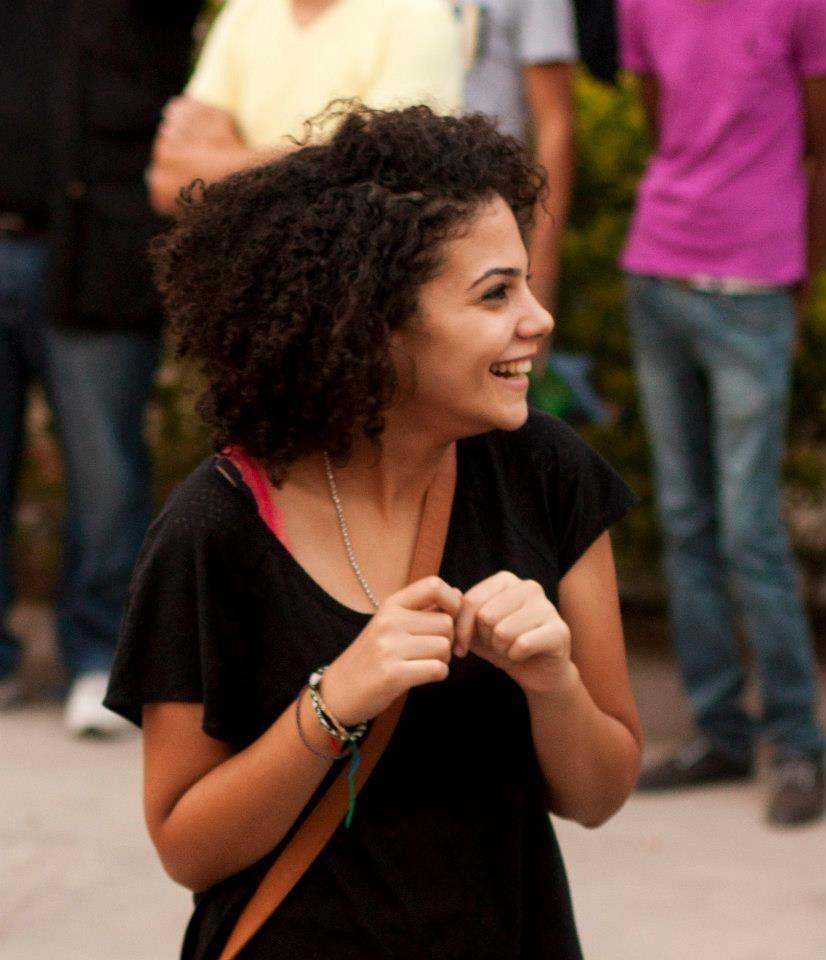 Eman Aldeeb deixou o Egito após sofrer preconceito (Foto: Reprodução / Facebook)