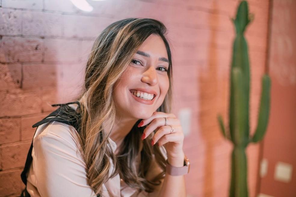 Maria Brasil, da Essence Branding  — Foto: Arquivo Pessoal / Divulgação