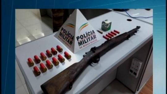 Homem suspeito de integrar quadrilha de explosões a caixas é preso em Pitangui