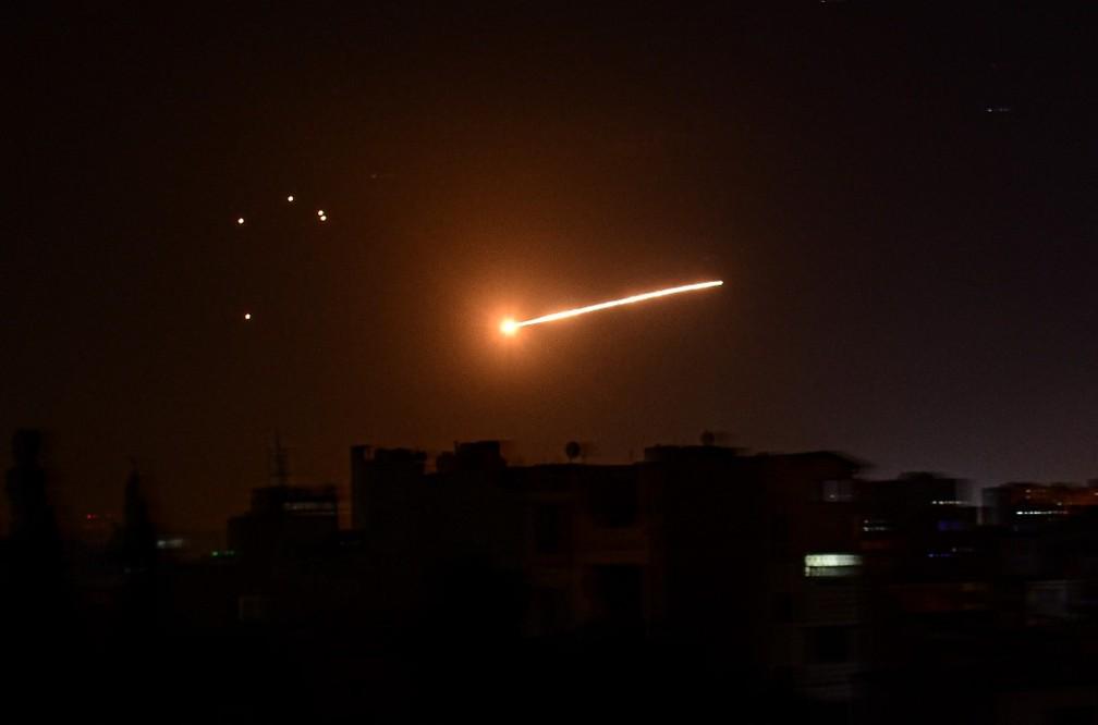 Israel reivindicou ataque aéreo contra Jihad Islâmica na Síria