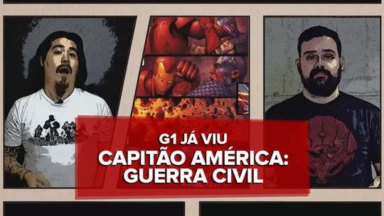 'Capitão América - Guerra Civil' estreia no cinema de Rio Branco nesta quinta