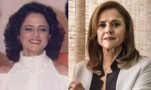 Na versão de 1985 de Ti-ti-ti', que será reprisada no Viva, Marieta Severo interpretou Suzana, editora da revista Moda Brasil e ex-mulher de Ariclenes (Luis Gustavo). Os dois tinham uma relação conflituosa | TV Globo