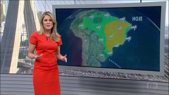 Parte do Sul do país tem alerta para temporais; veja na previsão