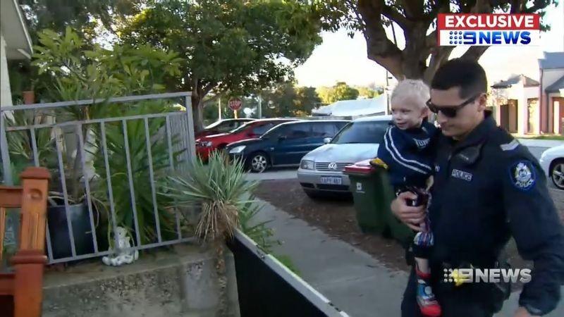O policial foi até a casa da mãe (Foto: Reprodução/ Youtube)