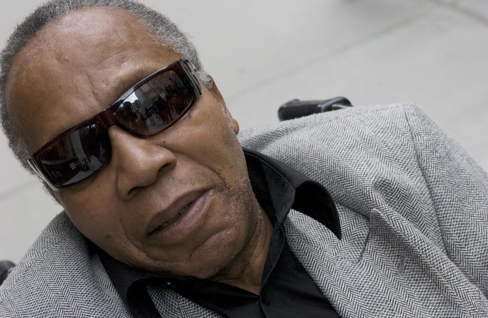 Frank Lucas, traficante que inspirou 'O Gângster', morre aos 88 anos. Imagem registrada em novembro de 2007 — Foto: AP Photo/Jim Cooper