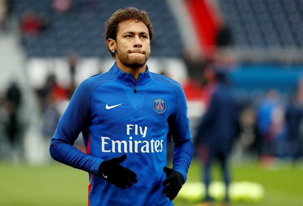 Neymar teria o plano de jogar no Real Madrid ao fim da temporada 2018/19 (Foto: REUTERS/Gonzalo Fuentes)